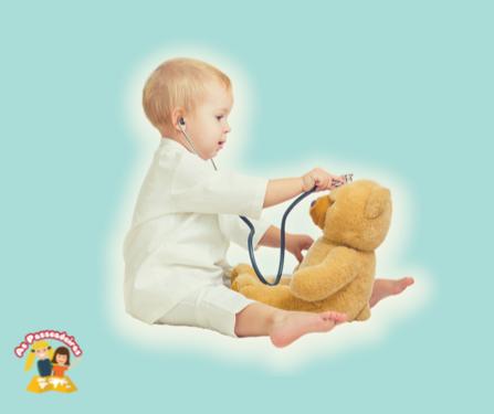 Fale com o pediatra sobre o destino e peça orientações