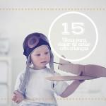 15 Dicas para Viajar de Avião com Crianças