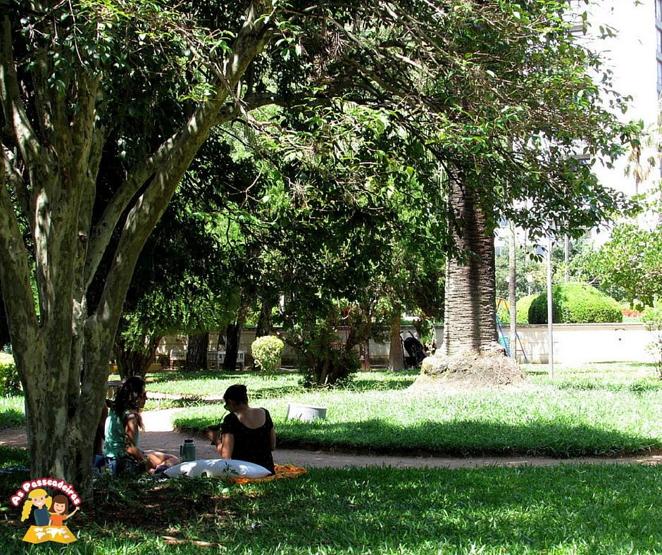 Melhores lugares para picnic em porto alegre
