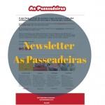 Newsletter semanal As Passeadeiras