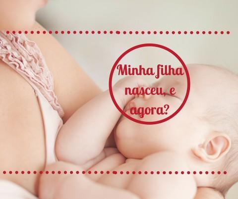minha filha nasceu