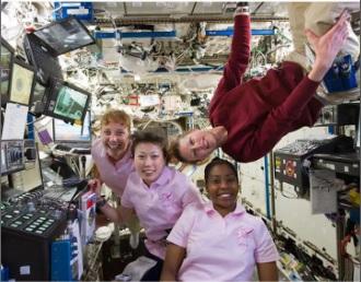 Astronautas - Foto@NASA