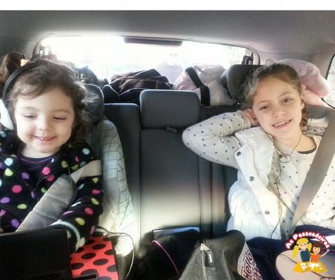 o que minhas filhas aprenderam viajando