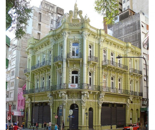 Lugares para passear no centro de Porto Alegre