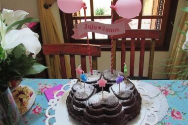 Olivia bolos caseiros