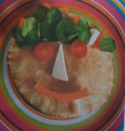 bolsos com queijo e tomate