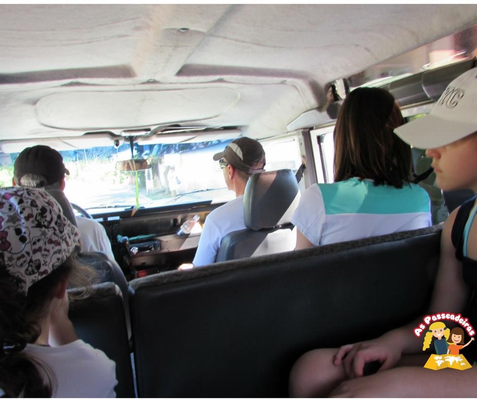 Passeio de Jeep em Paraty