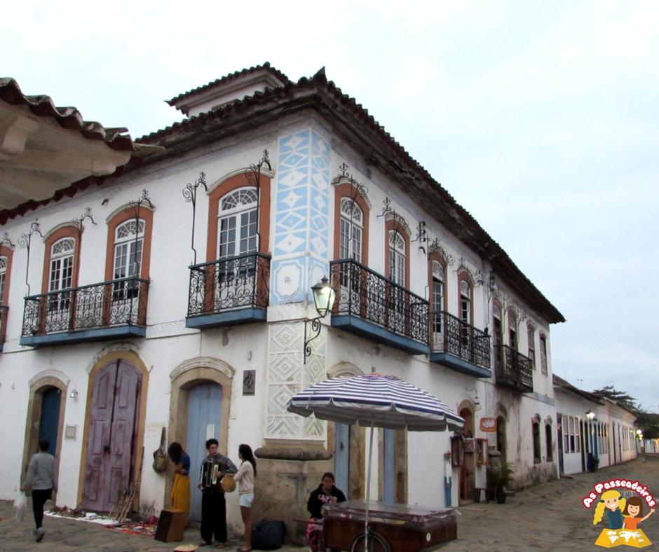 Paraty Centro Histórico