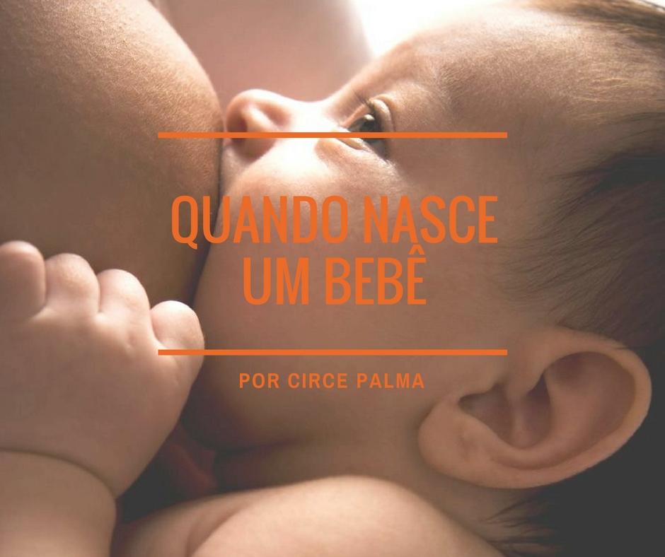 quando nasce um bebê