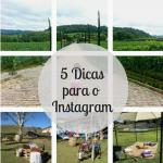5 Dicas de como crescer no Instagram sem pagar