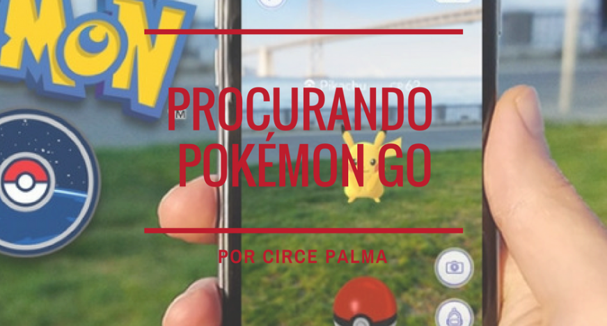 procurando pokemon go