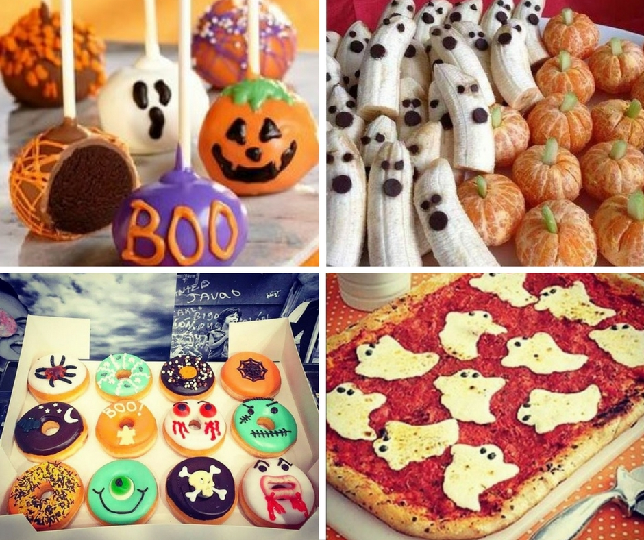 Festinha Halloween