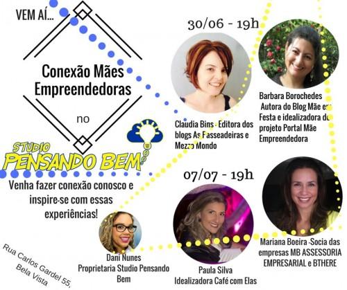 Mães Empreendedoras - Portal Mãe Empreendedora