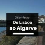 Diário de Portugal – Viajando para o Algarve