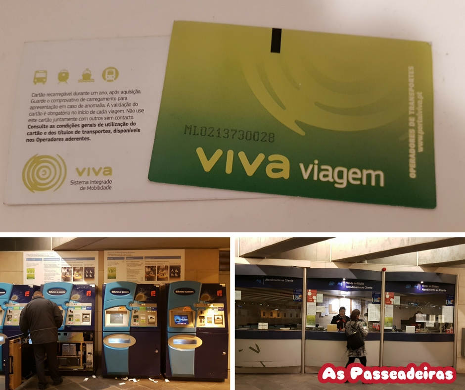Cartão do Metrô, máquinas para compra de bilhetes e guichês