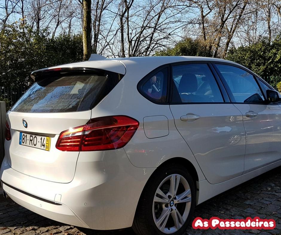 Uma BMW para chamar de nossa...