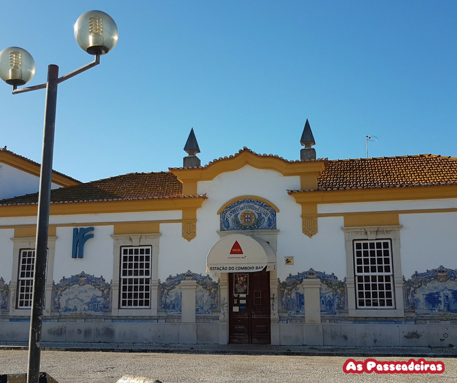 Viajando para o Algarve