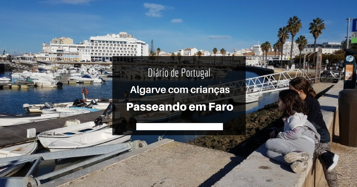 Passeando em Faro