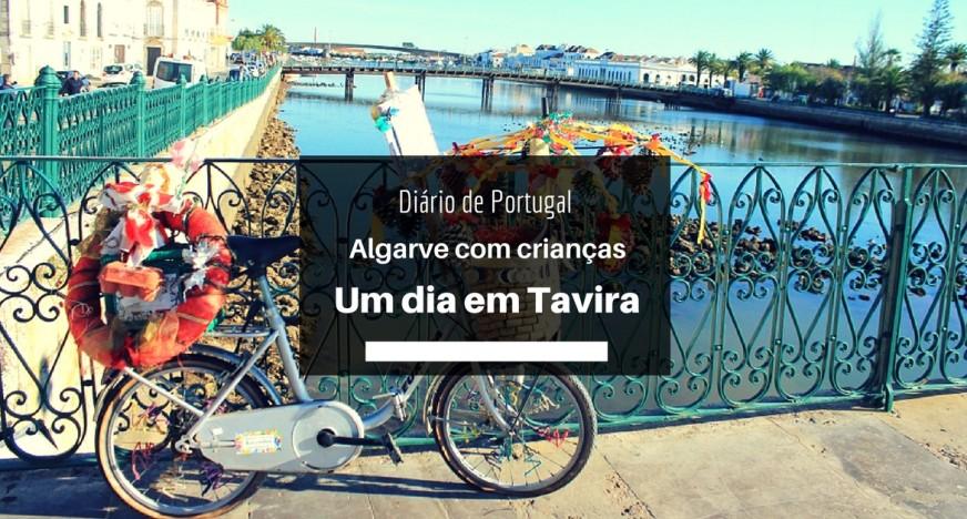 Um dia em Tavira