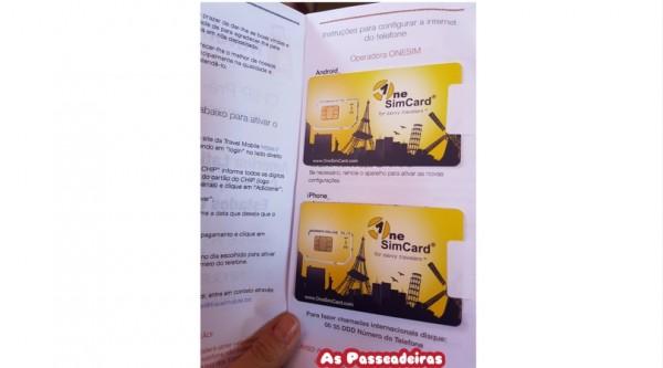 chip internacional Travel Mobile