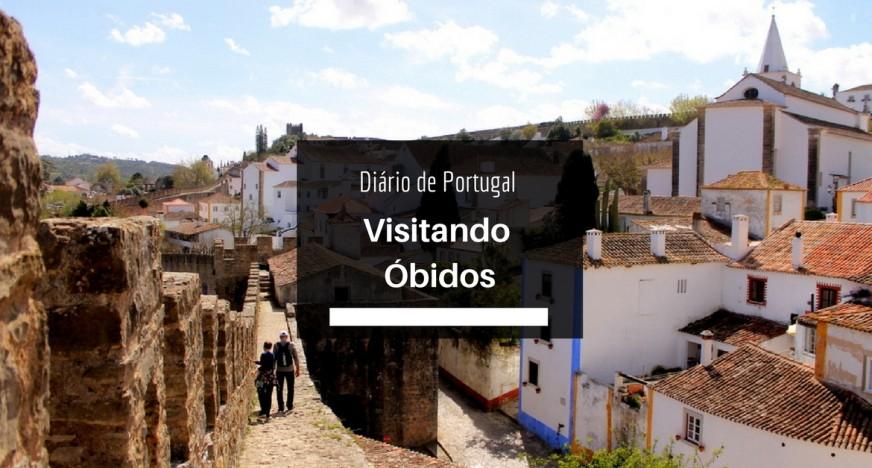 visitando Obidos