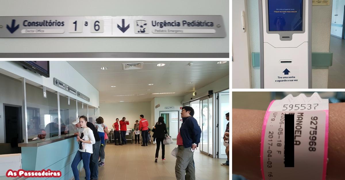 Atendimento médico em Portugal