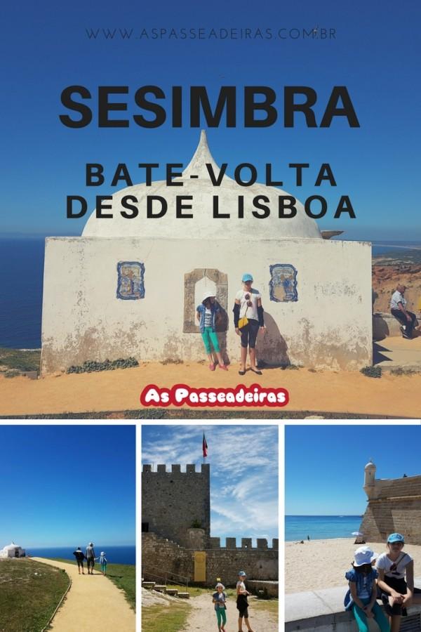 sesimbra bate volta de Lisboa