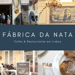 Cafés de Lisboa: Fábrica da Nata