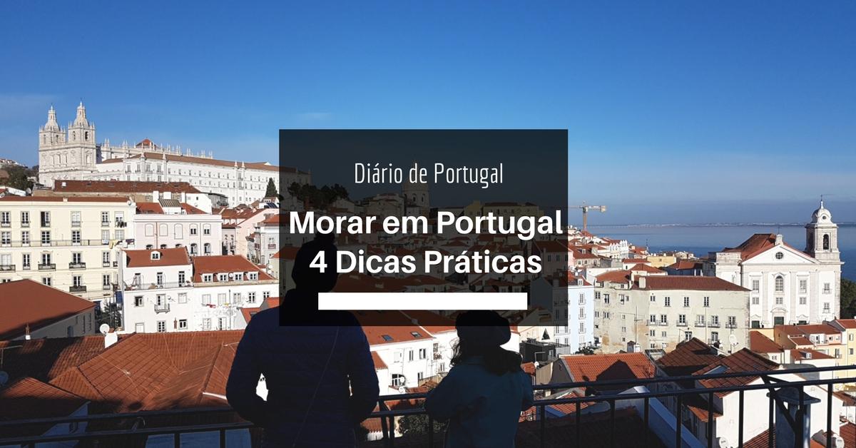 Morar em Portugal