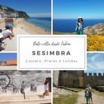 Diário de Portugal: Passeando em Sesimbra