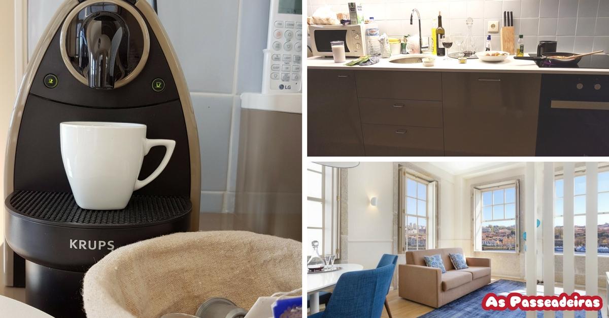 apartamento para alugar no Porto