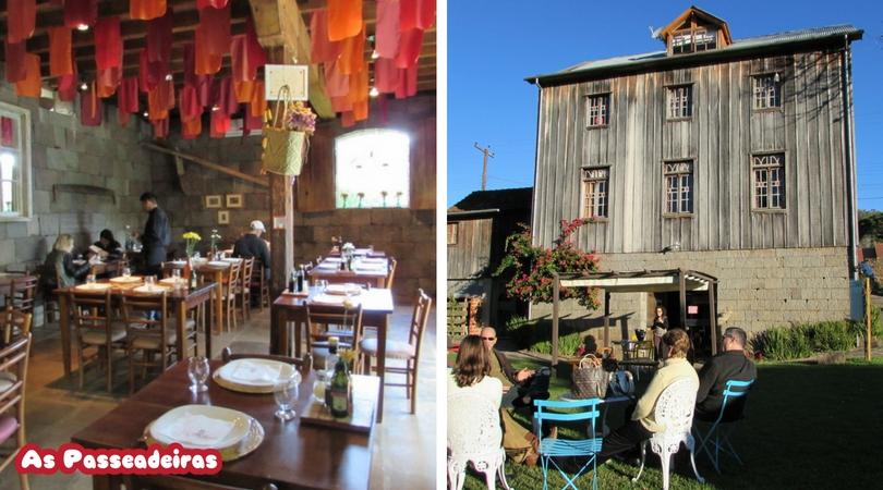 restaurantes na serra gaucha