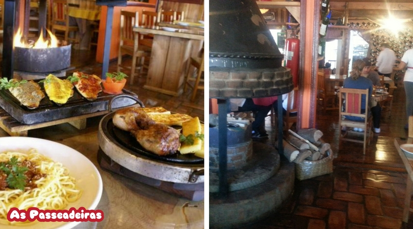 restaurantes na serra gaúcha