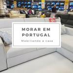 Mobiliar apartamento em Portugal