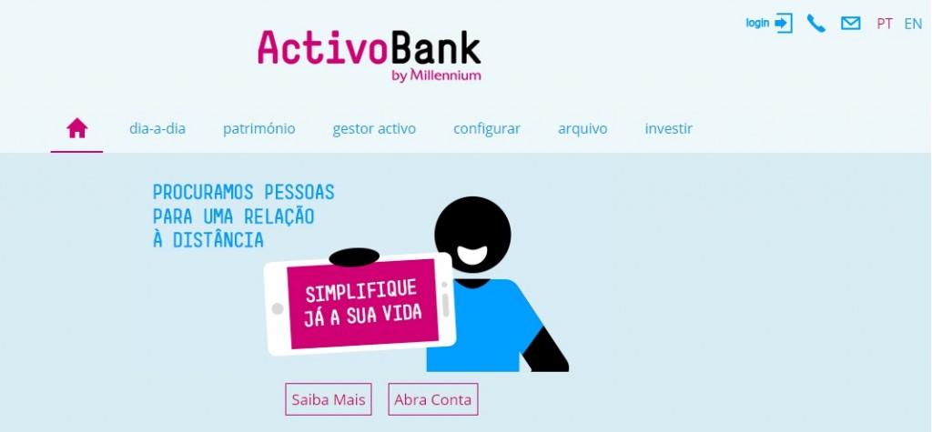 como abrir conta bancaria em portugal