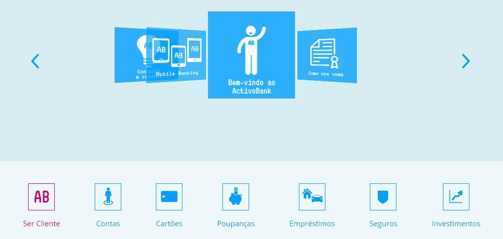 como abrir conta bancária em portugal