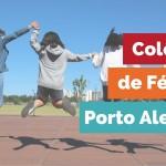 Colônia de Férias 2017 em Porto Alegre e Região