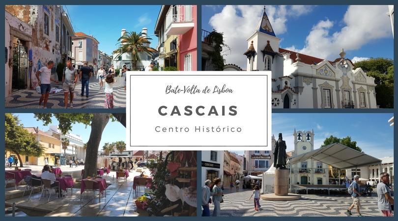 Cascais centro historico