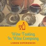 In Wine Company – Porto Wine Tasting