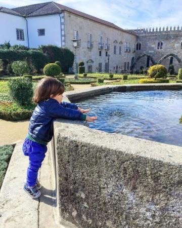 morar em Braga com bebê