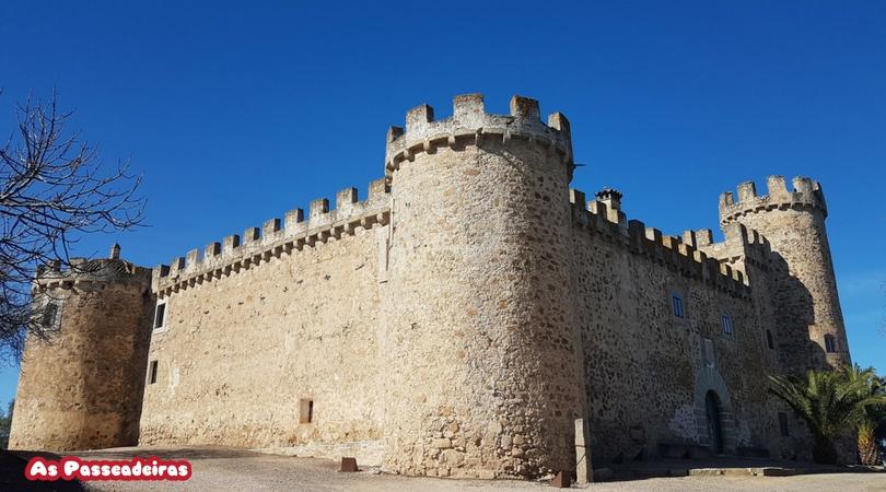 Castillo de Cáceres Hotel