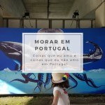 Coisas que eu amo e coisas que eu não amo em Portugal