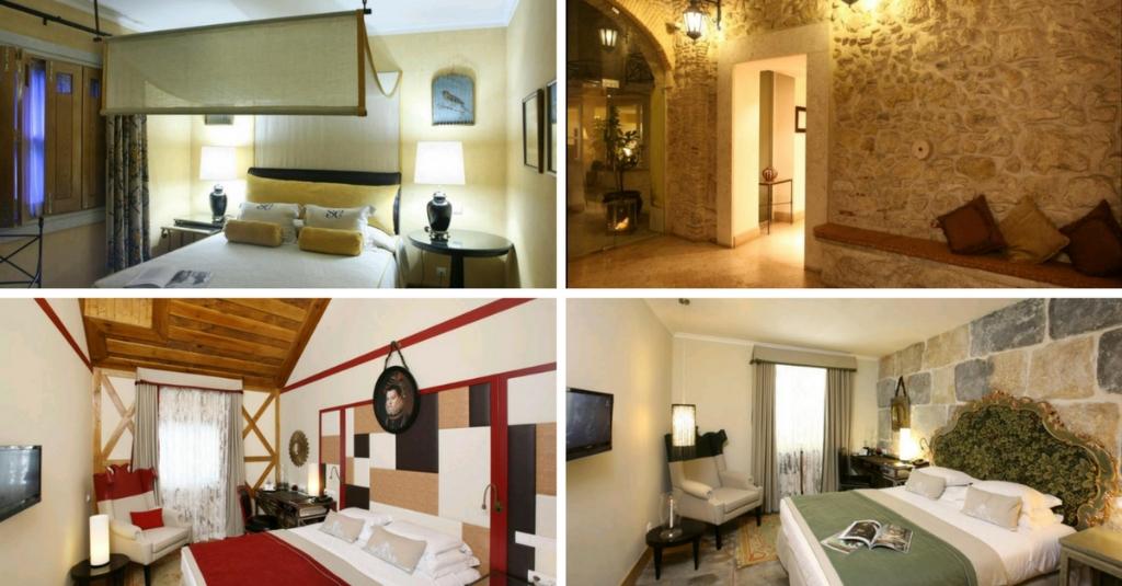Castelos e palácios para dormir em Portugal