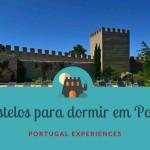 10 Castelos e Palácios para dormir em Portugal