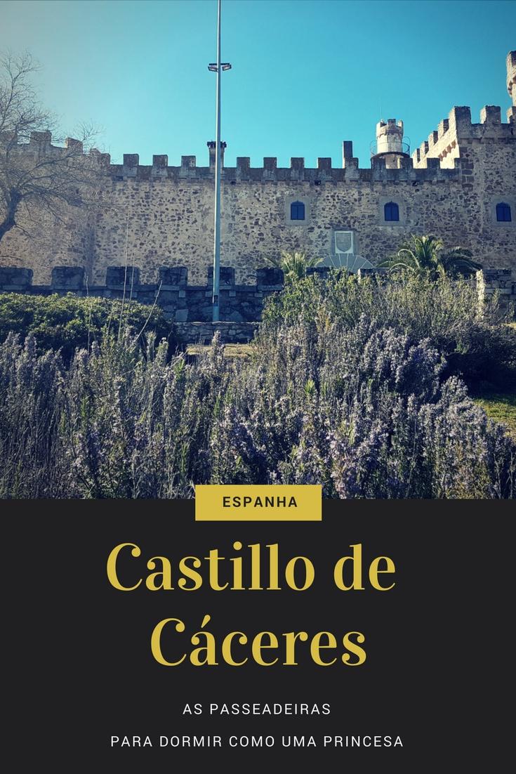 Castillo de Cáceres