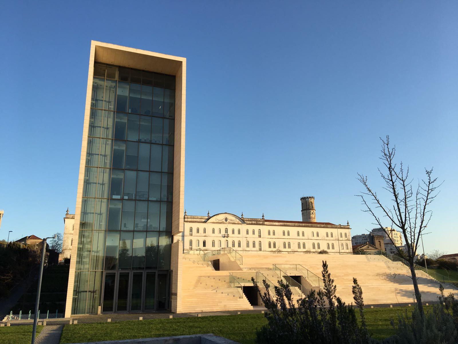 Mestrado em Direito na Universidade Nova de Lisboa