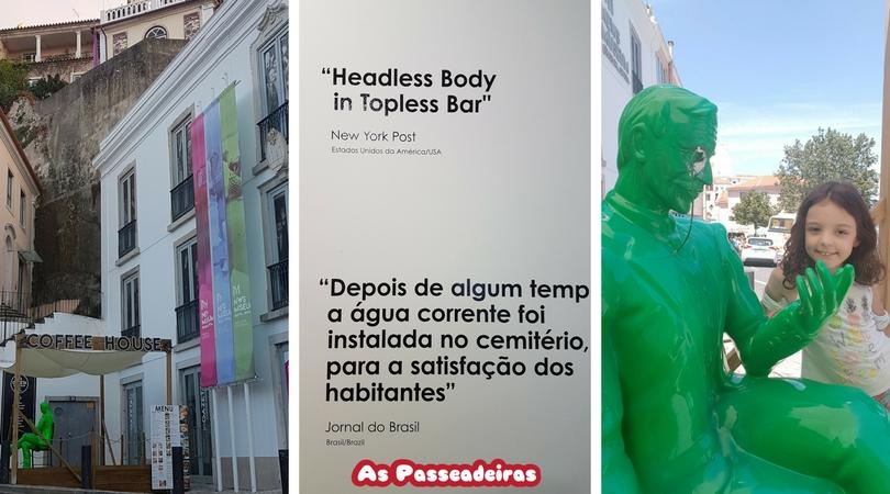 roteiro em Sintra