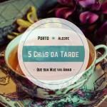 5 Chás da Tarde que sua mãe vai amar em Porto Alegre