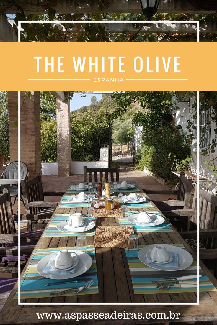 the white olive pousada rural