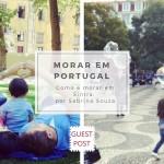Como é morar em Sintra por Sabrina Souza